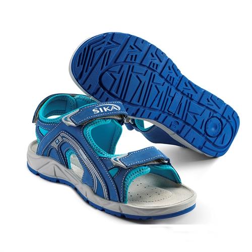 fe78d0372a55 Skridsikker hvid sandal