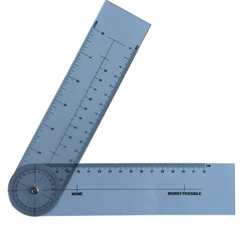 Seagull goniometer
